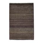 One-of-a-Kind Rosson Tone on Tone Hand-Knotted Red Area Rug
