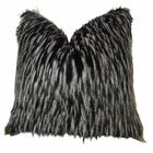 Josue Faux Fur Pillow Size: 22