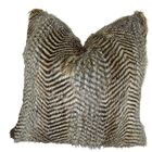 Montiel Faux Fur Pillow Fill Material: Cover Only - No Insert, Size: 20
