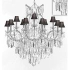 Alvarado 16-Light Shaded Chandelier