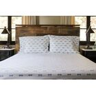 Linkwood Spectacles 400 Thread Count Sheet Set Size: Twin XL
