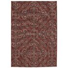Juarez Red Indoor/Outdoor Area Rug Rug Size: Rectangle 7'10