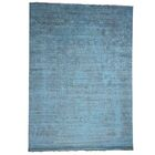 One-of-a-Kind Ebert Broken Oriental Hand-Knotted Silk Area Rug