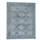 One-of-a-Kind Ledford Hand-Knotted Gray Area Rug