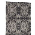One-of-a-Kind Eddyville Hand-Knotted Black/Beige Area Rug