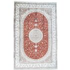 One-of-a-Kind Samons 250 kspi Hand-Knotted Red Area Rug