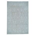 One-of-a-Kind Le Sirenuse Hand-Knotted Taupe Area Rug