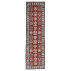One-of-a-Kind Tillett Beautiful Hand-Knotted Red Area Rug