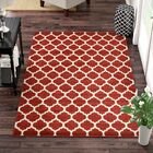 Moore Red Area Rug Rug Size: Runner 2'7