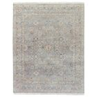 Portchester Medallion Hand-Knotted Wool Tan Area Rug Rug Size: Rectangle 2' x 3'