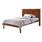 Idlewood King Panel Bed Color: Cherry