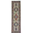 One-of-a-Kind Tillett Super Hand-Knotted Ivory Area Rug