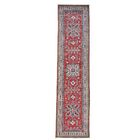 One-of-a-Kind Latimore Hand-Knotted Red Area Rug