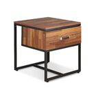 Marciniak End Table with Storage