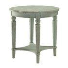 Vandervort End Table Color: Antique Green