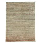 One-of-a-Kind Detrick Hand-Knotted Beige Area Rug