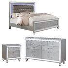 Meserve Contemporary Panel Configurable Bedroom Set