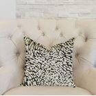 Glendale Lasso Tones Luxury Pillow Size: 12