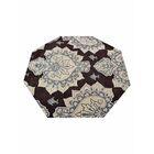 Smithton Hand-Tufted Wool Brown/Beige Area Rug