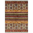 One-of-a-Kind Denver Hand-Knotted Wool Yellow/Brown Area Rug