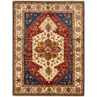 One-of-a-Kind Denver Hand-Knotted Wool Ivory Area Rug