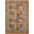 One-of-a-Kind Denver Hand-Knotted Wool Rust Red Area Rug