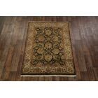 One-of-a-Kind Melissa Jaipur Indian Oriental Hand-Knotted Wool Blue/Beige Area Rug