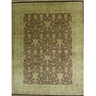 One-of-a-Kind Pugh Oriental Hand-Knotted Wool Gold Area Rug