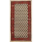 One-of-a-Kind Miranda Oriental Hand-Knotted Wool Red/Beige Area Rug