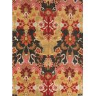 Melissa Oushak Oriental Hand-Tufted Wool Beige/Red Area Rug
