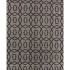 One-of-a-Kind Senna Trellis Oriental Hand-Knotted Wool Gray Area Rug