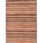Seidman Tribal Oriental Hand-Tufted Wool Red/Burgundy Area Rug