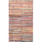 One-of-a-Kind Traditional Gabbeh Shiraz Persian Hand-Knotted 2'10