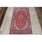 One-of-a-Kind Najafabad Isfahan Genuine Persian Hand-Knotted 6'11