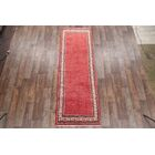One-of-a-Kind Vintage Botemir Boteh Persian Hand-Knotted 3'4