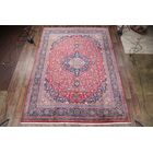 One-of-a-Kind Kashmar Persian Hand-Knotted 9'8