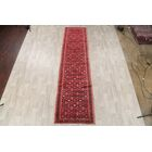 One-of-a-Kind Orth Hamadan Persian Traditional Hand-Knotted 3'4