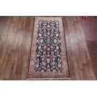 One-of-a-Kind Pelkey Nanaj Traditional Hamedan Persian Hand-Knotted 5'2