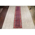 One-of-a-Kind Classical Hamadan Persian Hand-Knotted 3'5