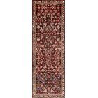One-of-a-Kind Peckham Traditional Hamedan Vintage Persian Hand-Knotted 3'6