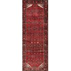 One-of-a-Kind Pecoraro Hamedan Geometric Persian Hand-Knotted 3'7