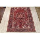 One-of-a-Kind Heriz Persian Traditional Hand-Knotted 8'7