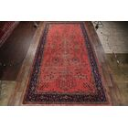 One-of-a-Kind Sarouk Mohajeran Persian Hand-Knotted 10' x 19'6