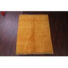 One-of-a-Kind Gabbeh Shiraz Persian Hand-Knotted 5'10