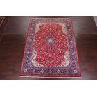 One-of-a-Kind Navarrete Classical Mahal Sarouk Persian Traditional Hand-Knotted 8'1