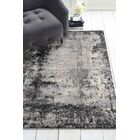 Holgate Trance Gray Area Rug Rug Size: Rectangle 7'10