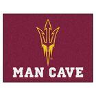 Arizona State University Doormat Mat Size: Rectangle 2'10