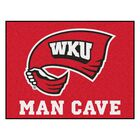 Western Kentucky University Doormat Mat Size: Rectangle 2'10