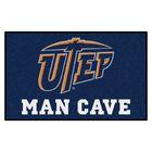 UTEP Doormat Mat Size: Rectangle 1'11