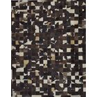 Klahr One-of-a-Kind Hand-Woven Cowhide Dark Brown Area Rug Rug Size: Rectangle 10'2'' x 14'8